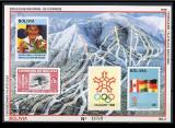 BOLIVIA 1988 JOCURILE OLIMPICE COTA MICHEL 25 EURO