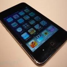 iPod Touch Apple 8GB, Argintiu