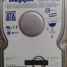 Vand Hdd 250 GB Maxtor - Hard Disk Maxtor, 200-499 GB, Rotatii: 7200, SATA 3