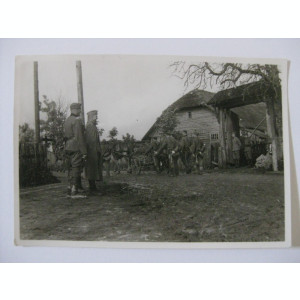 REDUCERE 15 LEI! UNICAT! FOTOGRAFIE ORIGINALA COLECTIE MILITARI WEHRMACHT,CU STAMPILA VULTURULUI NAZIST PE VERSO