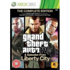 PE COMANDA Grand theft Auto IV Complete PS3 XBOX360 - Jocuri PS3 Rockstar Games, Actiune, 18+, Single player