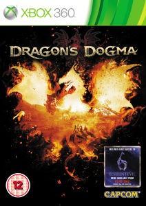 PE COMANDA Dragon's Dogma PS3 XBOX360 foto