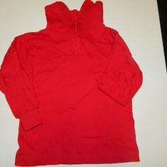 Bluza, helanca, tip maleta copii, 98- 104 cm, 3-4 ani. COMANDA MINIMA 30 LEI!, Culoare: Rosu, Unisex