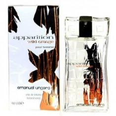 Emanuel Ungaro Apparition Wild Orange EDT 50 ml pentru barbati - Parfum barbati Emanuel Ungaro, Apa de toaleta