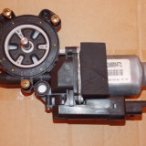Motoras Macara geam actionat electric Renault Megane 2(an'02-'09) stanga fata