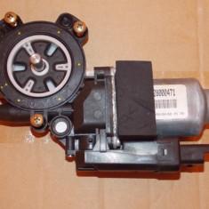 Motoras Macara geam actionat electric Renault Megane 2(an'02-'09) stanga fata, MEGANE II limuzina (LM0/1_) - [2003 - 2009]