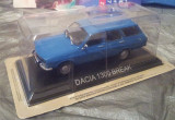 Macheta Dacia 1300 Break + revista DeAgostini Masini de Legenda 29, 1:43