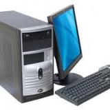 Sistem complet - Sisteme desktop cu monitor, AMD Athlon 64, 2 GB, 200-499 GB, BenQ