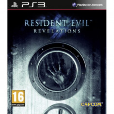 PE COMANDA Resident Evil Revelations PS3 XBOX360 - Jocuri PS3 Capcom, Role playing, 16+, Single player