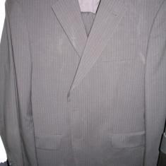Vand costum barbat PAOLO ROSSI mar 54 - Costum barbati, Marime: 52, 2 nasturi, Normal, 28 sau mai mic, Vascoza