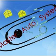 Kit reparatie macara geam actionat electric Renault Kangoo 2/3 usi sau VAN(pt an fab. '08-'11)fata stanga