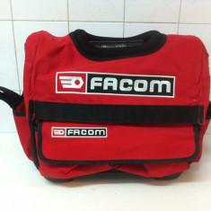 FACOM,, Geanta de Transport Scule din material textil, Marca FACOM '' - Trusa scule auto