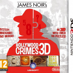 Hollywood crimes 3D --- Nintendo 3DS - Jocuri Nintendo 3DS