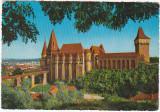 CP circulata 1969,Hunedoara,castelul huniazilor