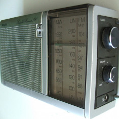 APARAT RADIO PHILIPS VINTAGE Portable Receiver 190