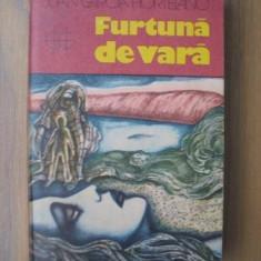 Juan Garcia Hortelano - Furtuna de vara - Roman, Anul publicarii: 1981