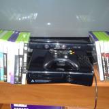 Xbox 360 Microsoft slim 250 GB Kinect - Nemodat 2 saptamani Xbox Live Gold gratis 16 jocuri