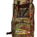 Ghiozdan Rainbow ideal pentru Pescuit -Camping (cel mai ieftin)