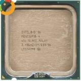 Vind procesor Intel Pentium 4 651 3.4 GHz 2m 800 socket 775 - Procesor PC Intel, Numar nuclee: 1, Peste 3.0 GHz, LGA775