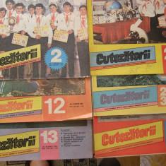 Cutezatorii 1989