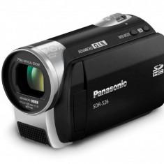 Camera foto video panasonic sdr-s26 - Camera Video Panasonic, 2-3 inch, Card Memorie, CCD, Peste 40x