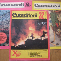 Cutezatorii 1969 - Revista scolara