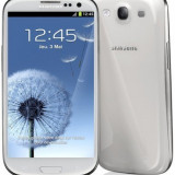 Samsung s 3 - Telefon mobil Samsung Galaxy S3, Albastru, 16GB, Neblocat, Quad core, 2 GB