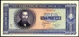 1000 LEI 1950 UNC