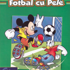 Carte copii: Manual Disney - Fotbal cu Pele - Carte educativa egmont