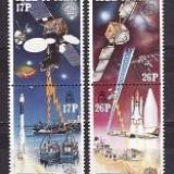 Man 1991 - Yv.no.498-501 serie completa, neuzata, europa-cept - Timbre straine