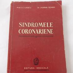 SINDROAMELE CORONANIENE - C.C.ILIESCU, LAURIAN ROMAN