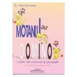 Lazar Georgeta-Olimpia - Motanul Domino - Carte de colorat