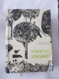 VANATUL ROMANIEI - VASILE COTTA SI  MIHAI BODEA , ANUL CARTII 1969 .