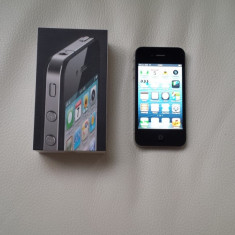 Apple Iphone 4, Negru, 8GB, Vodafone