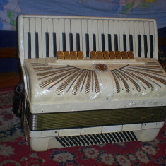 Acordeon royal standard 120 basi