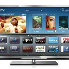 Smart TV 3D Full HD Philips 32PFL5507K (81cm) - Televizor LED Philips, Wireless: 1, HDMI: 1