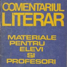 Comentariul literar - Vasile Poenaru, Alta editura