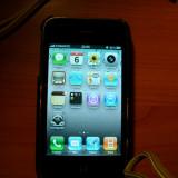 Vand iPhone 3G Apple 8 GB, Negru, Neblocat