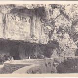 CP necirculata, aprox 1915, Orsova-placa memoriala Szecsenyi, edit G.Hutterer