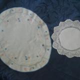 Set 2 buc mileuri superbe - tesatura textila