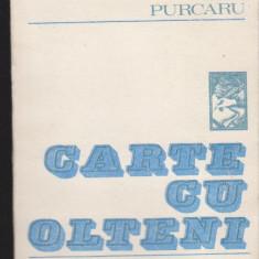 (E802) - ILIE PURCARU - CARTE CU OLTENI, 1988