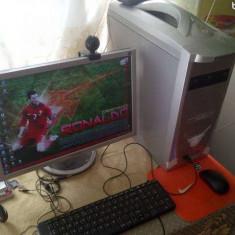 Vand Pc gaming edition - Sisteme desktop cu monitor, AMD Athlon 64, 3 GB, 200-499 GB, Altele, Samsung