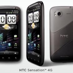 HTC SENSATION IMPECABIL - Telefon mobil HTC Sensation, Negru, Neblocat