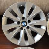 Jante Originale BMW Seria 5 E60 E61 17 inch - Janta aliaj BMW, 7, 5, Numar prezoane: 5, PCD: 120