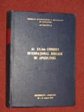 AL XX-LEA CONGRES INTERNATIONAL JUBILIAR DE APICULTURA