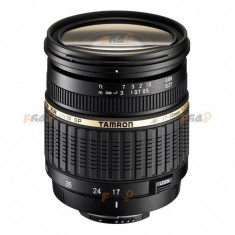 Tamron AF SP 17-50mm 2.8 pentru Canon, cu filtru Hoya - Obiectiv DSLR Tamron, Standard, Autofocus, Canon - EF/EF-S