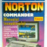 Miorita Ilie - Norton Commander. Manualul incepatorului, Ed. Teora, Colectia Calculatoare personale, 1993, 184 pag. - Carte software