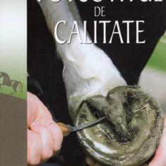 POTCOVITUL DE CALITATE de BURKHARD RAU - Carti Zootehnie mast
