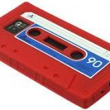 Husa rosie stil caseta samsung galaxy s2 i9100 expediere gratuita cu posta romana - Husa Telefon