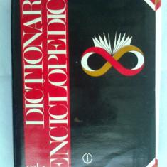 Dictionar enciclopedic, vol. 1 (A-C), Ed. Enciclopedica, 1993, 508 pag. - Dictionar ilustrat